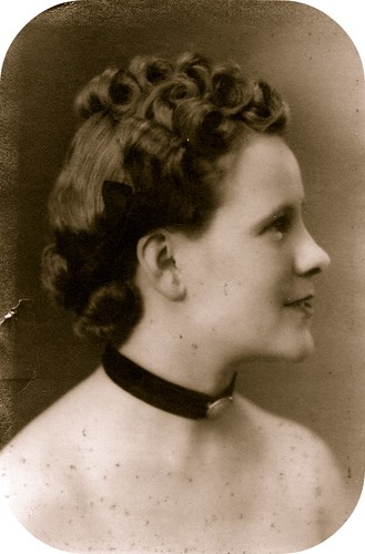 My Grandmother, Iris.