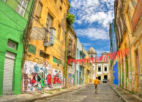 Recife Antigo  | HDR