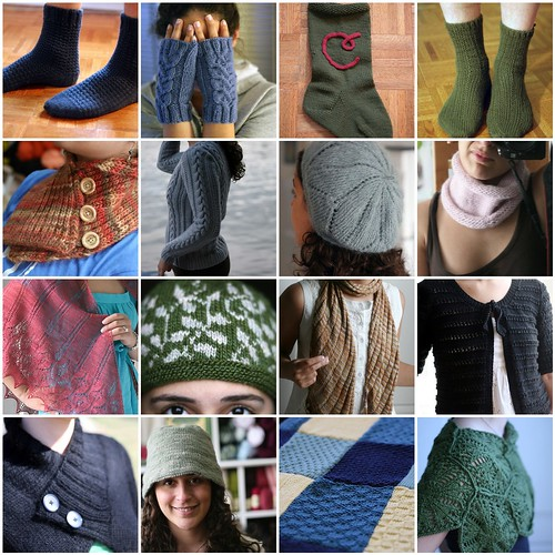 Knits of 2008