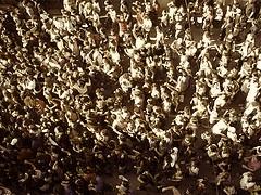 massa, folla