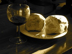 bread and wine #1