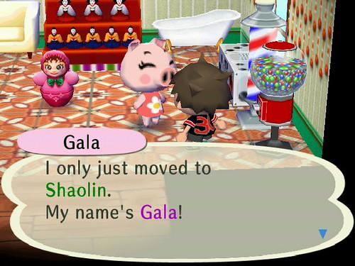Greetings Gala!