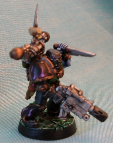 Chosen Chaos Space Marine