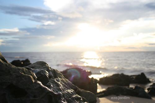Praia do Vai-quem-quer, ilha de Cotijuba. Belém-PA