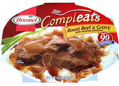 Hormel Compleats Roast Beef & Gravy