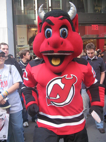 The New Jersey Devil