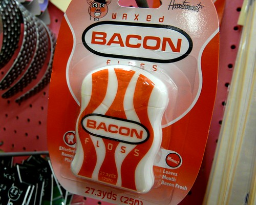 Bacon Floss!