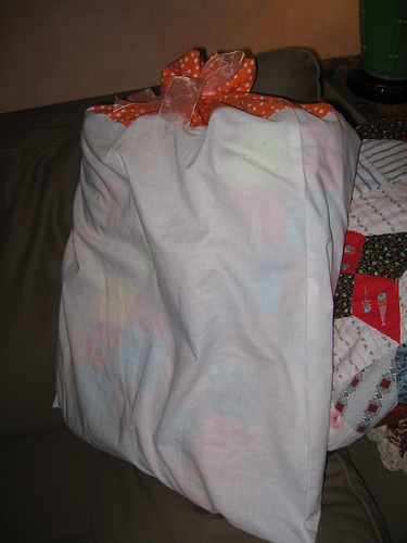 "Stephanie's Quilt - ""gift bag"""