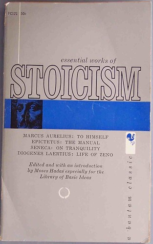 essential works of stoicism: CHRIS DRUMM