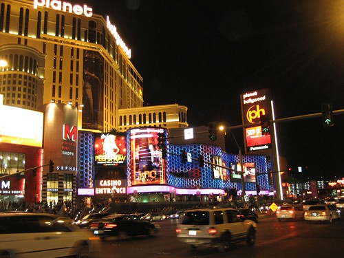 Strip by night