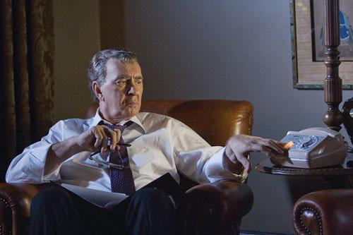 El desafío Frost contra Nixon (9) por ti.