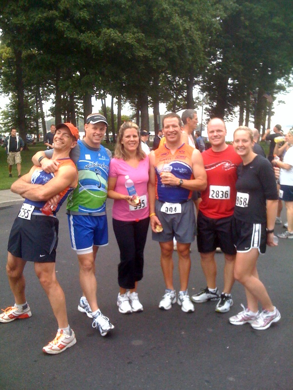 Cleveland at Put-In-Bay 5k