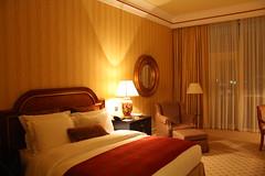 Room at Ritz-Carlton, Doha