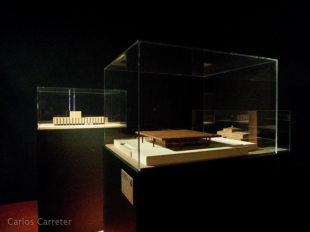 Exposición Arquitectura Alemana
