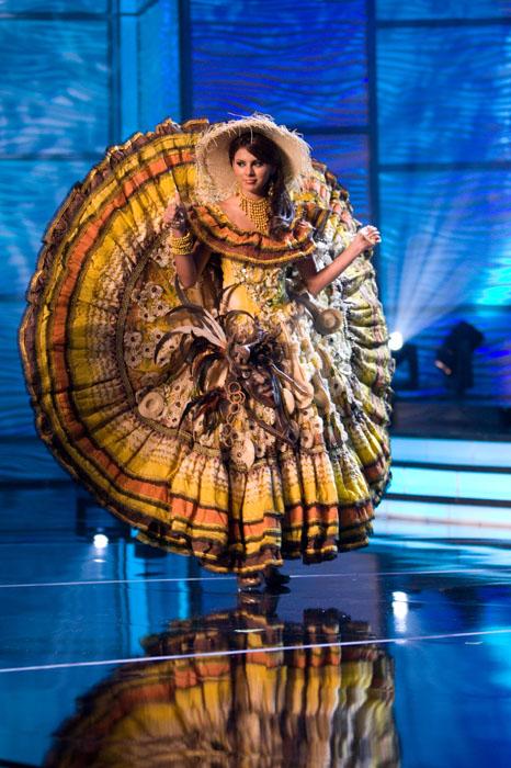 Traje Típico de Miss Ecuador