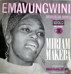 Miriam Makeba fotohoes cover