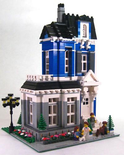 LEGO Victorian House