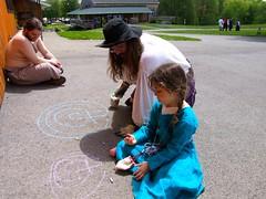 Teaching Labyrinth Creation