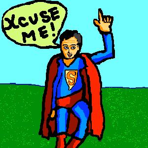 Xcuse Me!