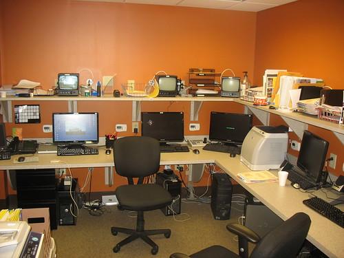 SLU Sleep Center Control Room 1