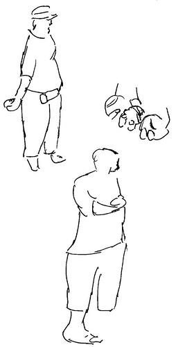 Life drawing, part 9