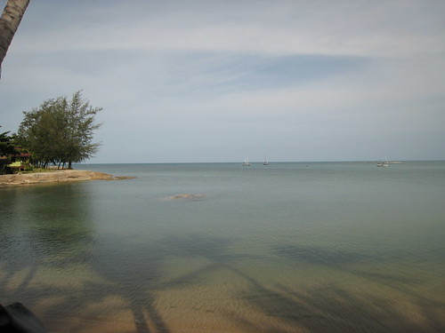 View from dinner table (Ko Samui)