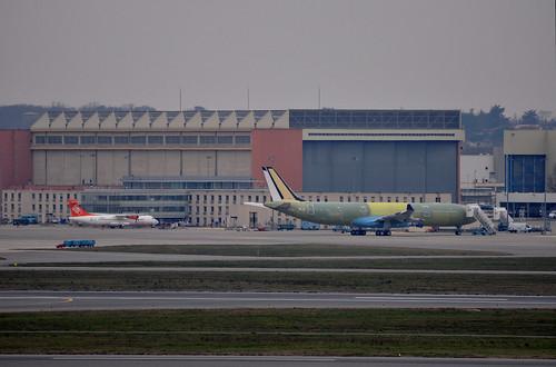A330-343E MSN0990 F-WWKK TG