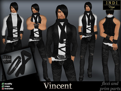 Vincent black