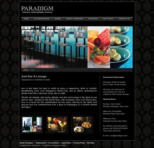 Paradigm Singapore - Article Page