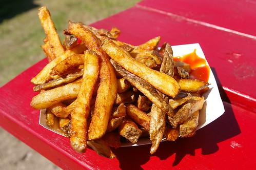 Rocky's fries
