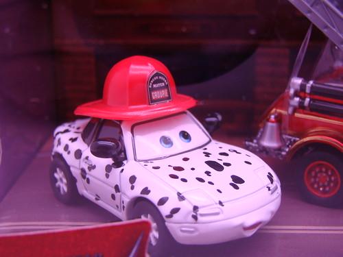 Disney CARS SDCC Rescue Squad Mater,Mia n Tia (2)