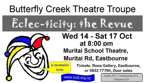 Eclecticity: the Revue