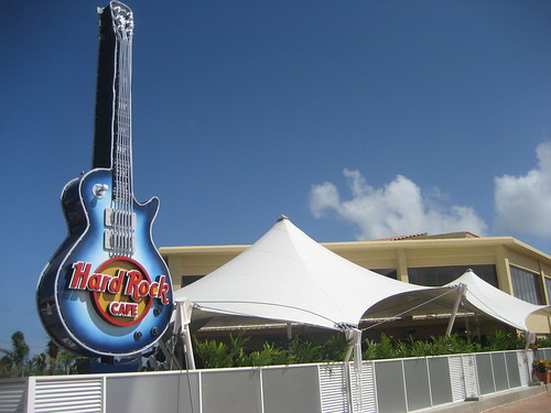 Hard Rock Cafe Aruba