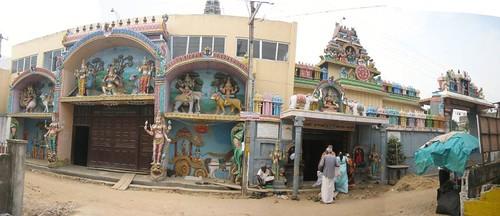 Sri Raja Rajeswari and Sathyanarayana Perumal Temple 1