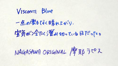 VISCONTI BLUE