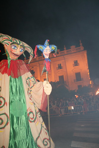 Cabalgata del Fuego (Parade of Fire)