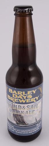 Barley Days Brewery - Wind and Sail Dark Ale