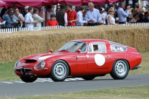 1964 Alfa Romeo Giulia TZ-1