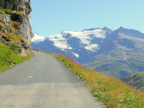 col de l'Iseran road - amazing.