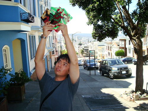 hovin and his zines + the sf hills