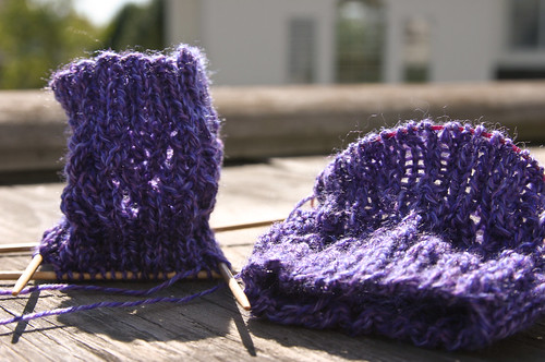 Mystery Socks - Cuffs