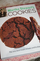 A newer cookbook gift from Brian