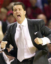 John Calipari coach