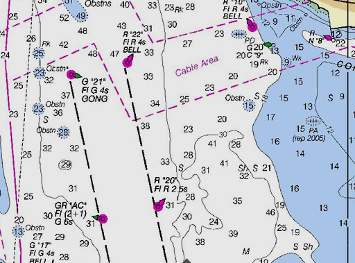 Sailing skills metaverse sailing page 5 in the united states the us coast guard is responsible for maintaining the us aids to navigation system aton of official navigational markers that sciox Choice Image