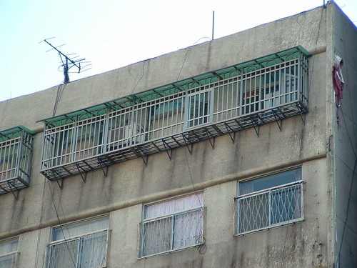 Barred Windows 6