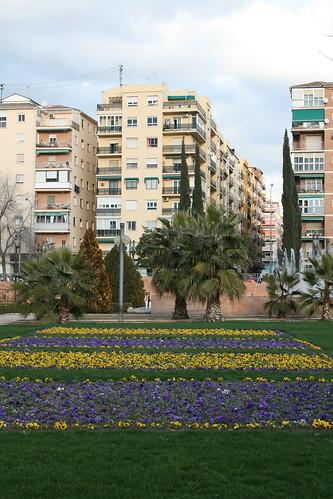 Jardinas de Parque Federico Garcia Lorca