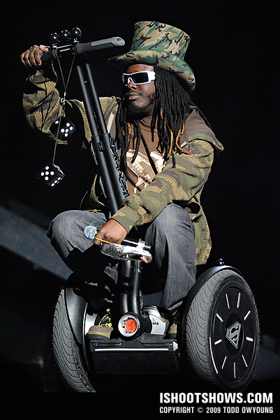 Lil Wayne @ the Chaifetz Arena -- 2009.01.08