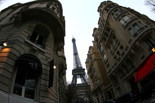 Eiffel Smoosh