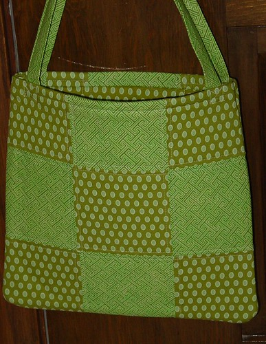 Bag made from FQ's