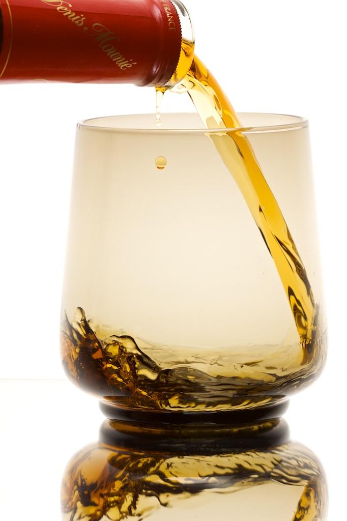 Brandy Pour